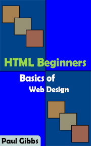 HTML Beginners: Basics of Web Design